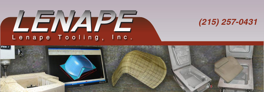 Lenape Tooling, Inc. :: High quality casting and machined molds